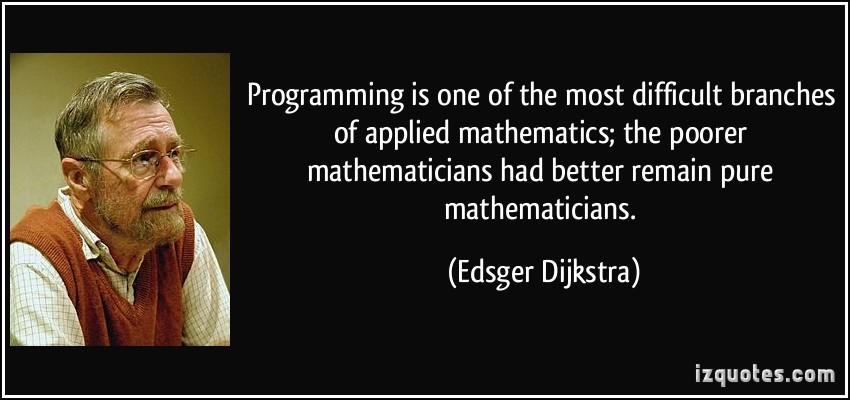 Mathematicians quote #2