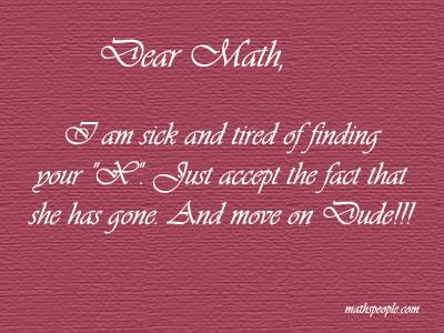 Mathematics quote #2