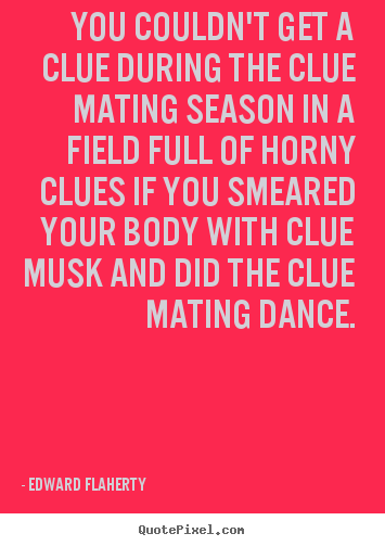 Mating quote #1