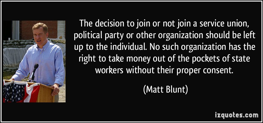 Matt Blunt's quote #2