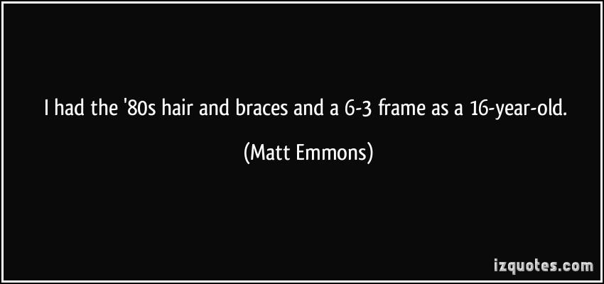Matt Emmons's quote #2