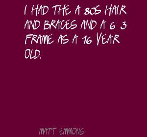 Matt Emmons's quote #5