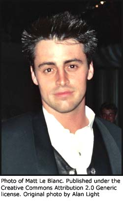 Matt LeBlanc's quote #5