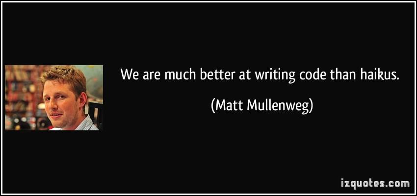 Matt Mullenweg's quote #4