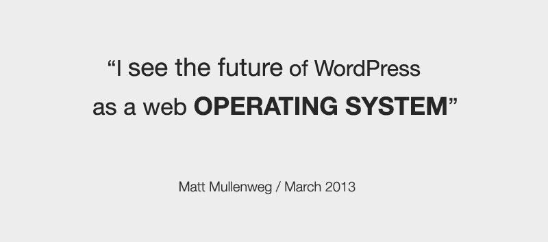 Matt Mullenweg's quote #3
