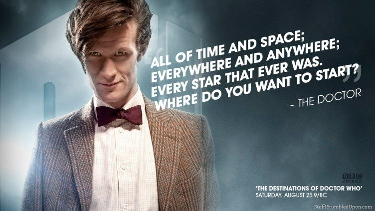 Matt Smith's quote #2