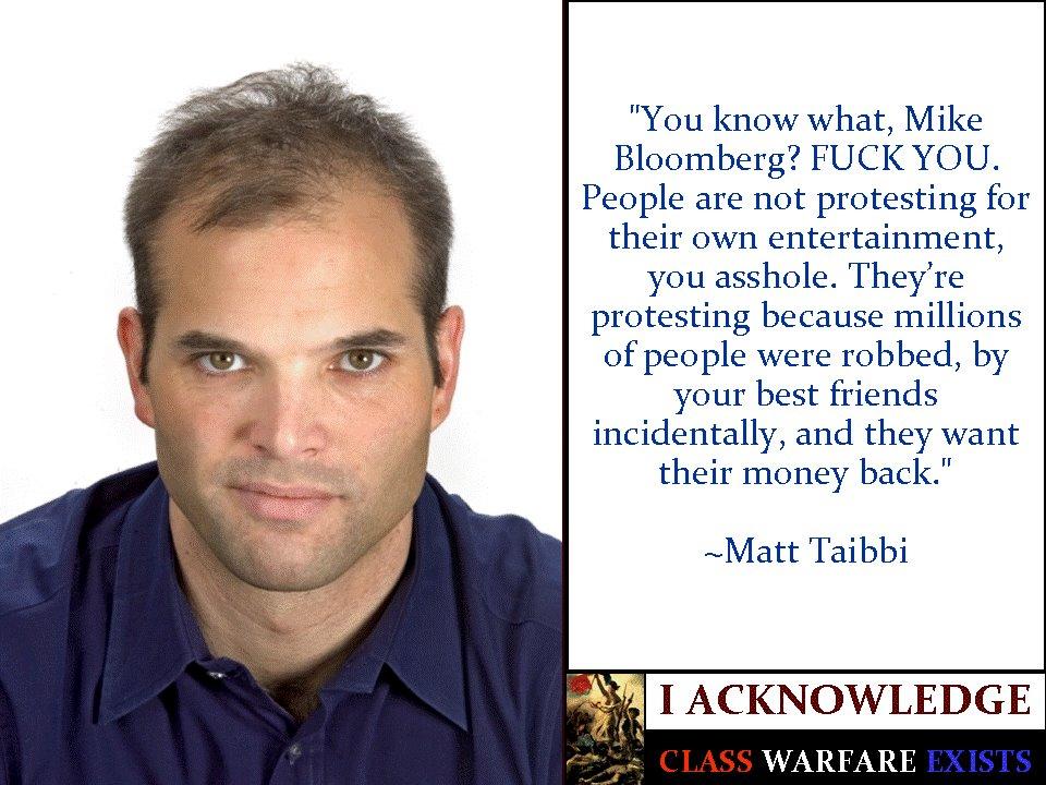 Matt Taibbi's quote #7