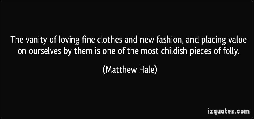 Matthew Hale's quote #2