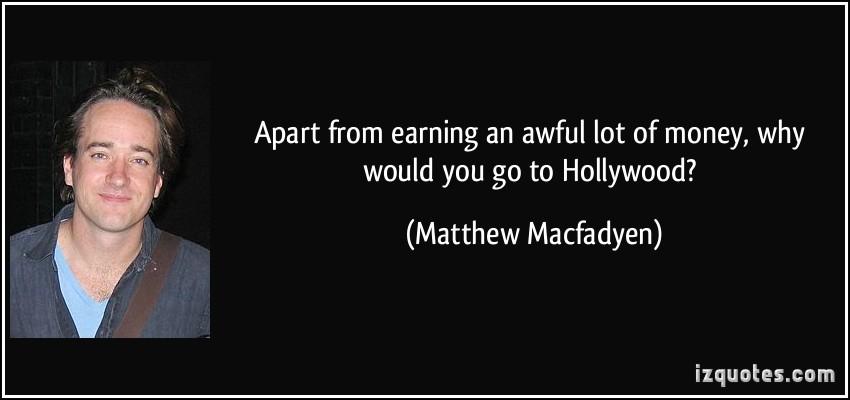 Matthew Macfadyen's quote #7