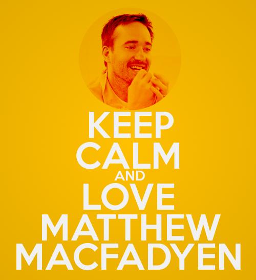 Matthew Macfadyen's quote #1