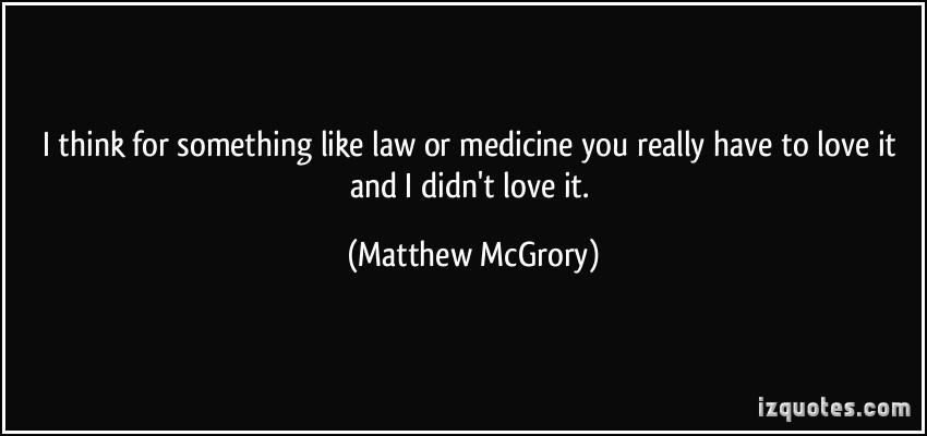 Matthew McGrory's quote #6