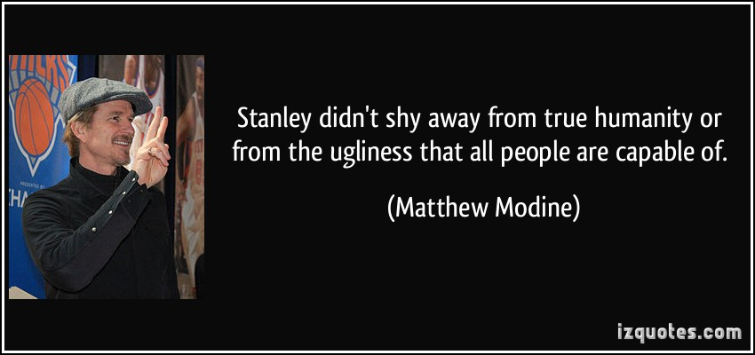 Matthew Modine's quote #3