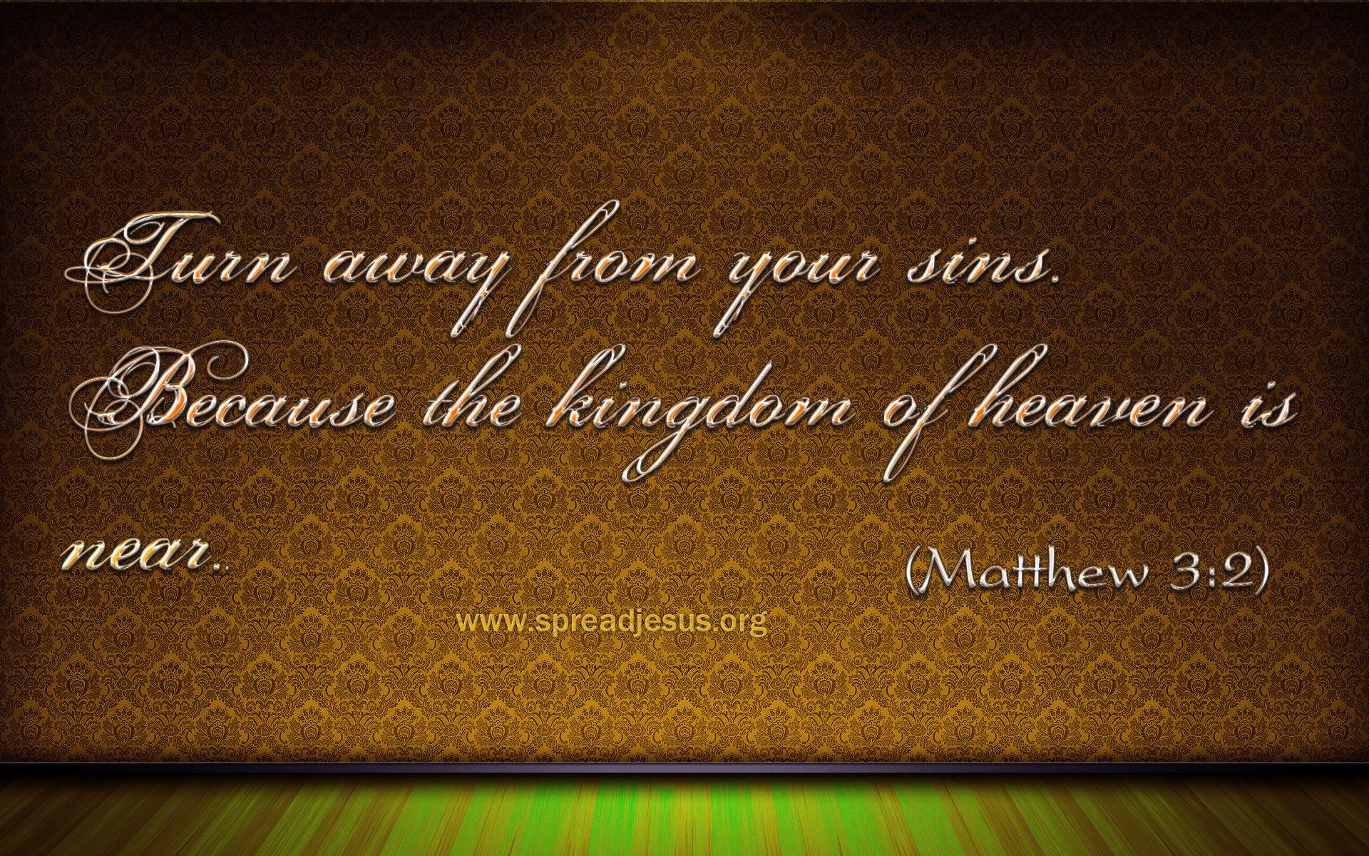 Matthew quote #1
