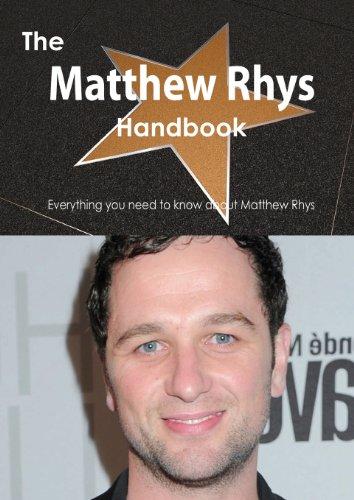 Matthew Rhys's quote #5