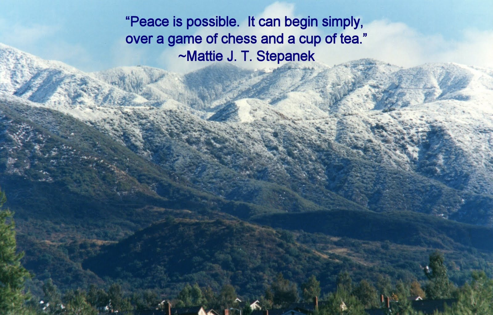 Mattie Stepanek's quote #3