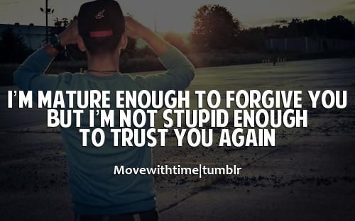 Mature quote #8
