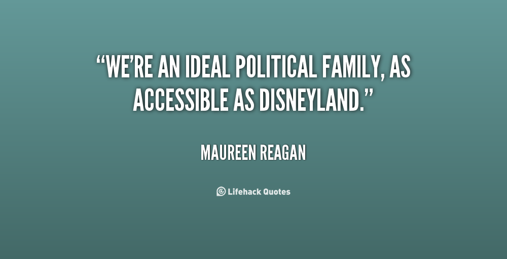 Maureen Reagan's quote #3