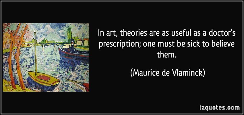 Maurice de Vlaminck's quote #1