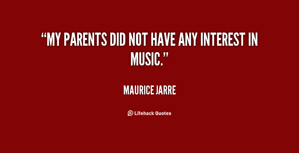 Maurice Jarre's quote #5