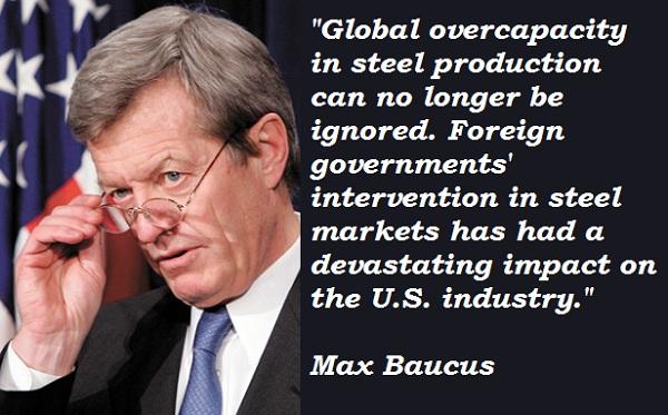 Max Baucus's quote #2