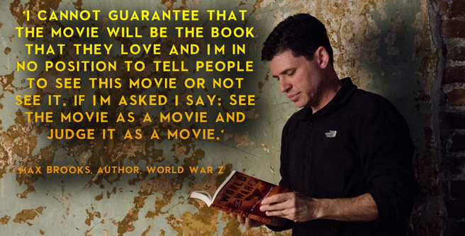 Max Brooks's quote #5
