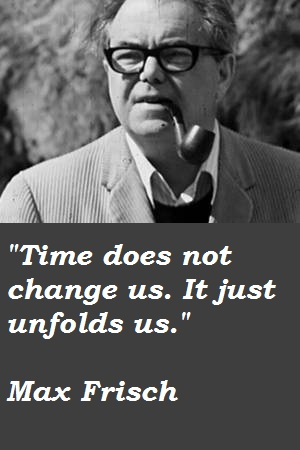 Max Frisch's quote #5