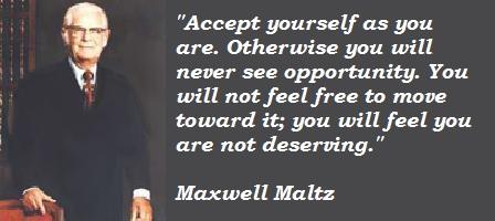 Maxwell Maltz's quote #3