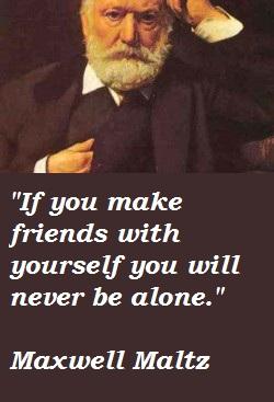 Maxwell Maltz's quote #6