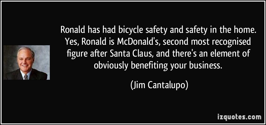 Mcdonald quote #2