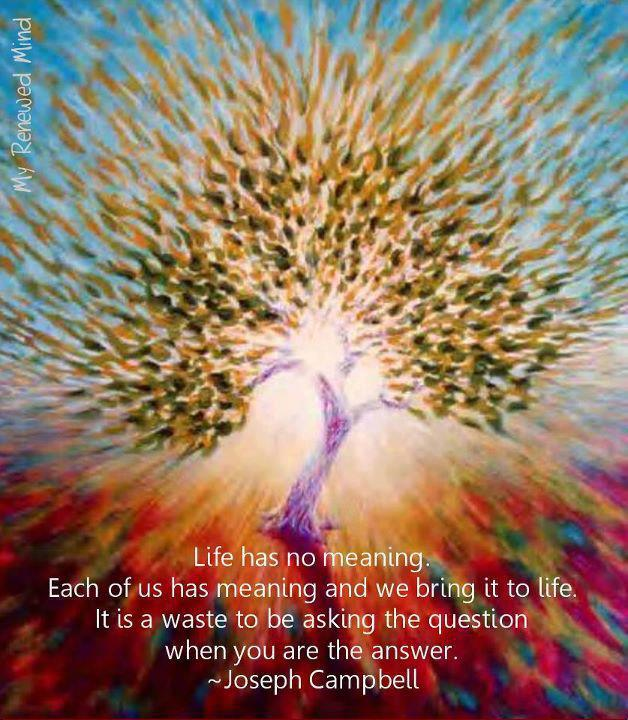 Meaning Of Life quote #2