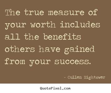 Measure quote #7