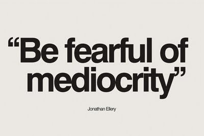 Mediocre quote #3