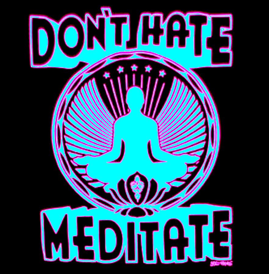 Meditate quote #1