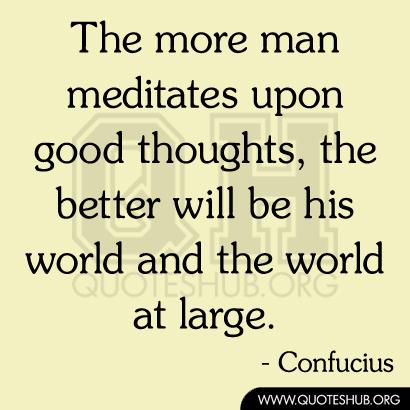 Meditates quote #2