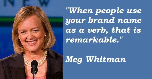 Meg Whitman's quote #2