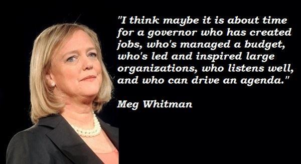 Meg Whitman's quote #4