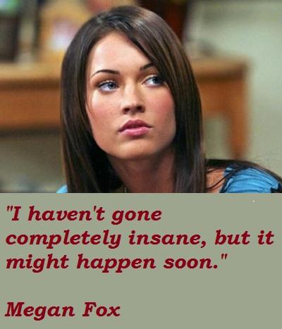 Megan Fox's quote #5