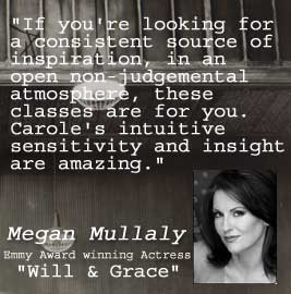 Megan Mullally's quote #2