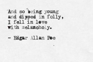 Melancholy quote #4
