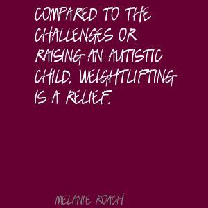 Melanie Roach's quote #4