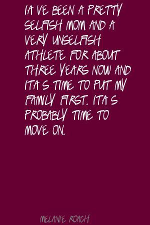 Melanie Roach's quote #5