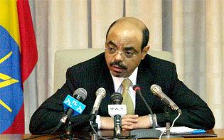 Meles Zenawi's quote #1