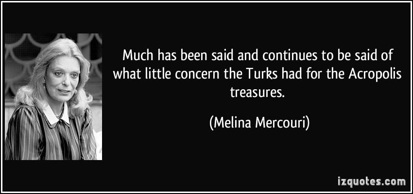 Melina Mercouri's quote #2