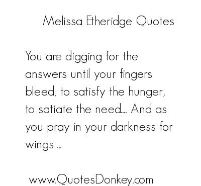 Melissa Etheridge's quote #4