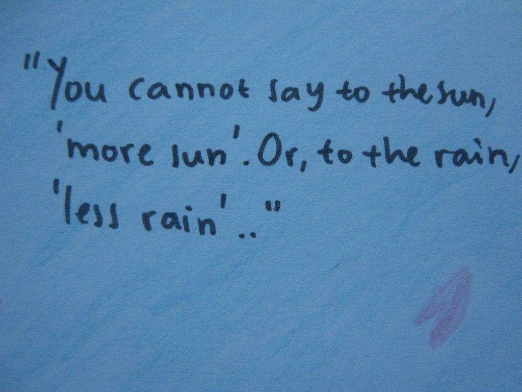 Memoirs quote #4