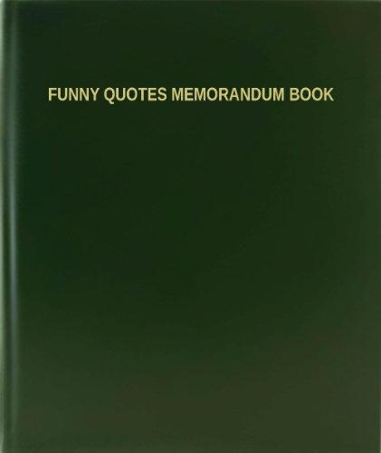 Memorandum quote