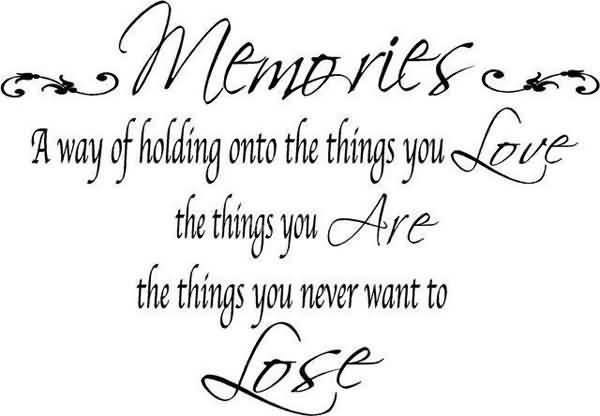 Memory quote #5