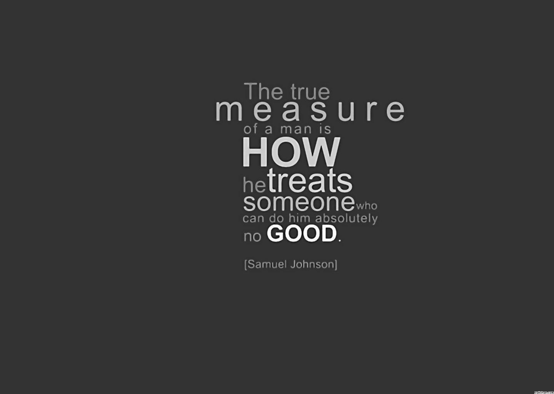 Men quote #1