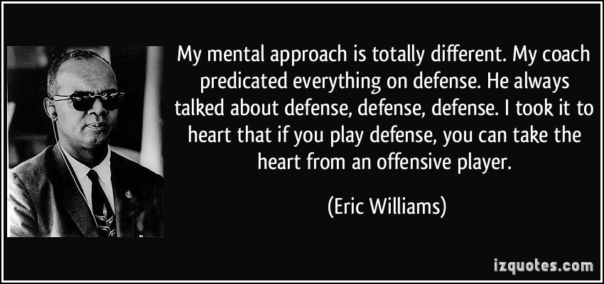Mental Approach quote #1