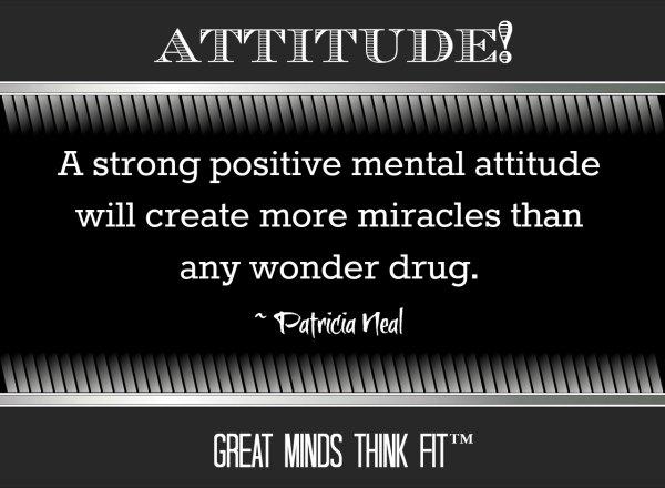 Mental Attitude quote #2